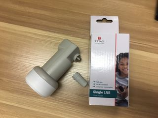 Triax 10750 Single LNB