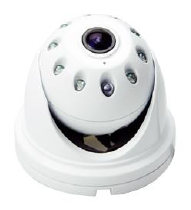180 Degree Fish Eye Lens Camera