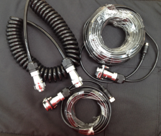 7 Pin Trailer Wiring Kit For Single Camera